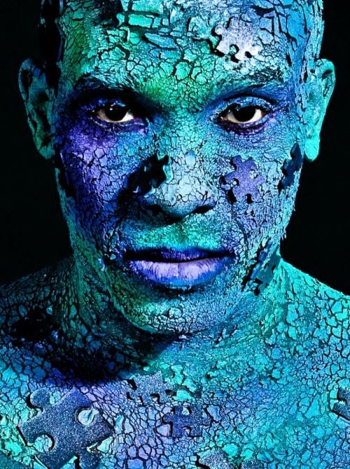 Живопись по телу | Body Painting (127 работ)