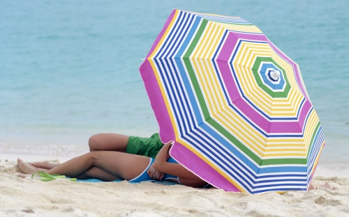 Summer beach (36 фото)