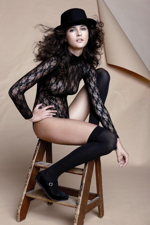Красотки в модном белье (26 фото) (эротика)