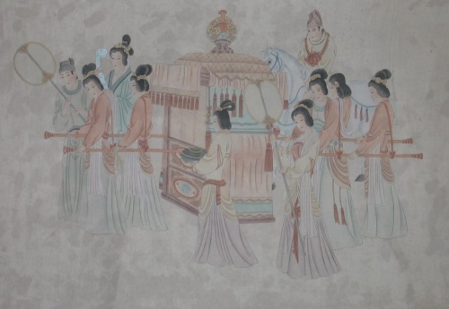 Живопись и графика Китая. Коллекция (1031 работ) (5 часть)