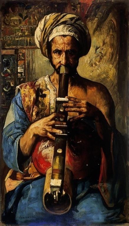 Венгерский художник Gyula Tornai (1861-1928) (77 работ)