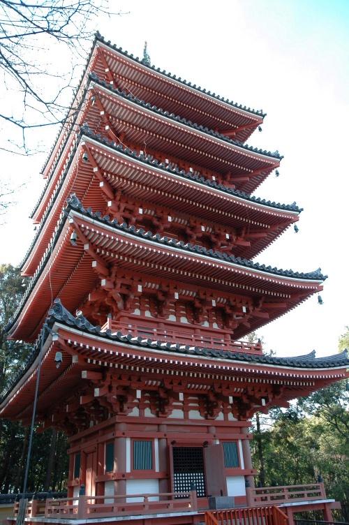 Пагоды Японии (272 фото)