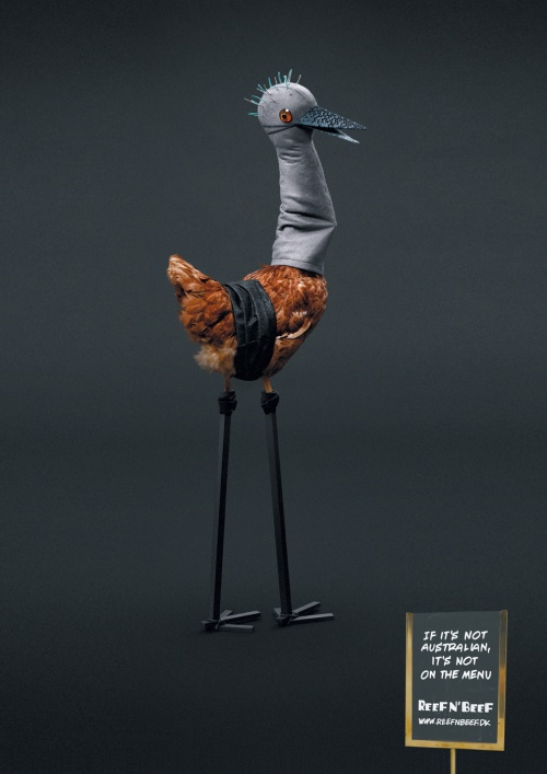 Modern Advertisment - Food 3 (100 фото)