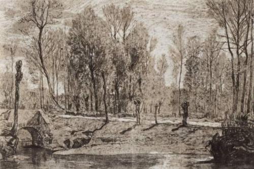 Рисунки и офорты (гравюры) собрание художников (1768 работ) (2 часть)