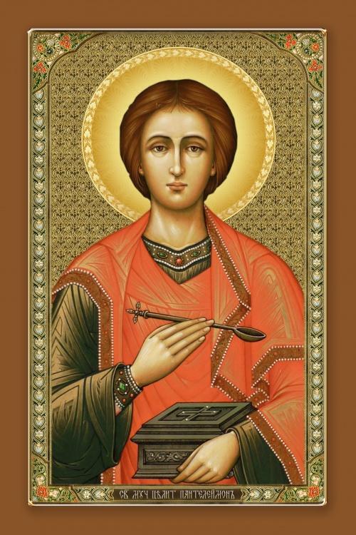 Православные иконы (Святые) (3 работ)