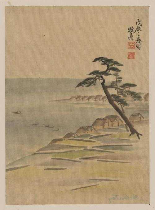 Японская графика (коллекция) (114 работ) (4 часть)