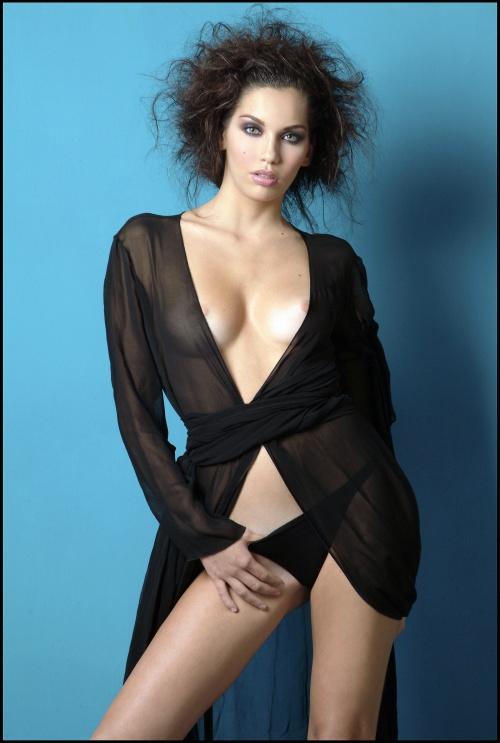 Deborah Salvalagio | Sexy HQ (16 фото)