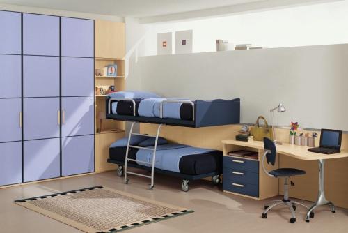 Дизайн Детских комнат (54 фото)