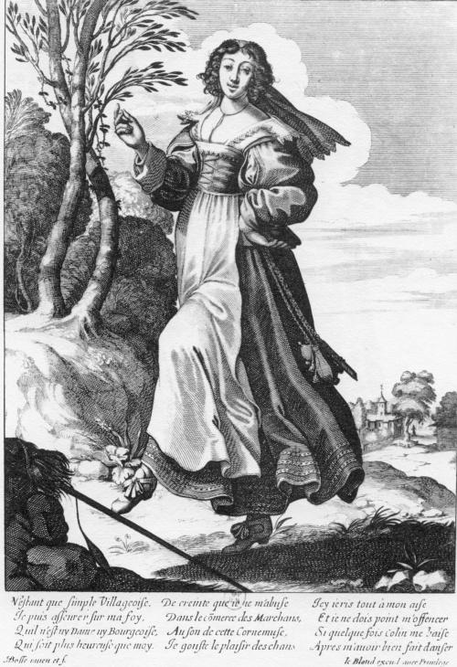 Абрахам Босс | XVIIe | Abraham Bosse (118 работ)