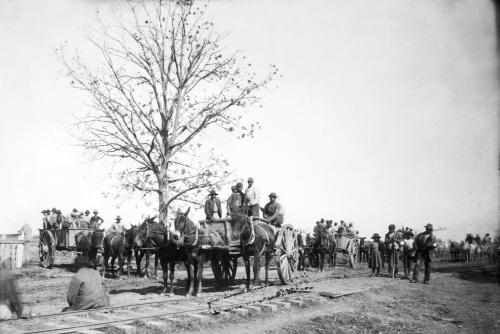 Фотоархив. Америка 1850-1954 г.г. (244 фото)