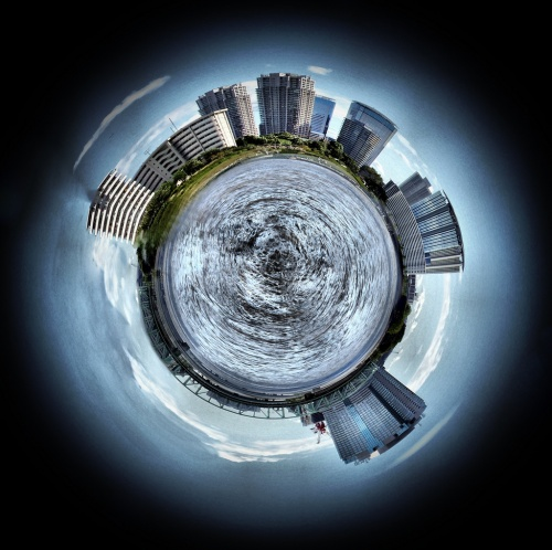 70 Beautiful Examples Polar Panorama Photography (71 фото)