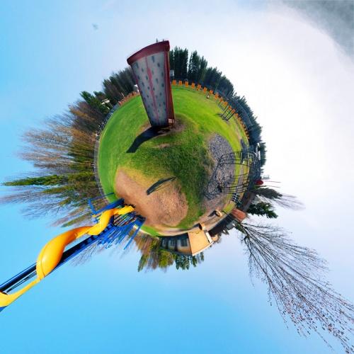 70 Beautiful Examples Polar Panorama Photography (71 фото)