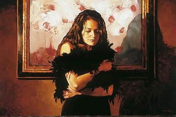Женский образ в творчестве Mark Spain (66 работ)