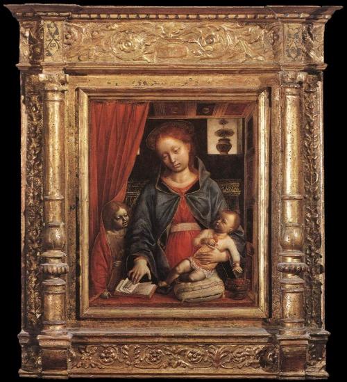 Итальянские художники ломбардской школы 14-19 веков. Часть 3 (51 работ)