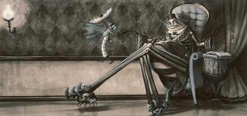 Tony Diterlizzi (80 работ)