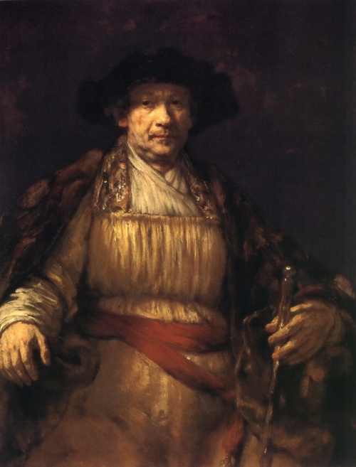 Рембрандт | XVIIe | Rembrandt (157 работ) (2 часть)