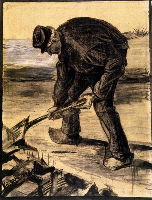 Винсент Виллем ван Гог | XIXe | Vincent Willem van Gogh (350 работ) (1 часть)