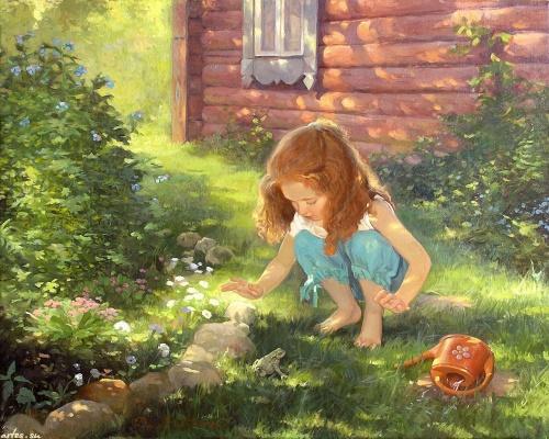Художница Татьяна Дерий (79 работ)