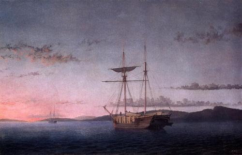 Fitz Hugh Lane (19 December 1804 – 14 August 1865) (107 работ)