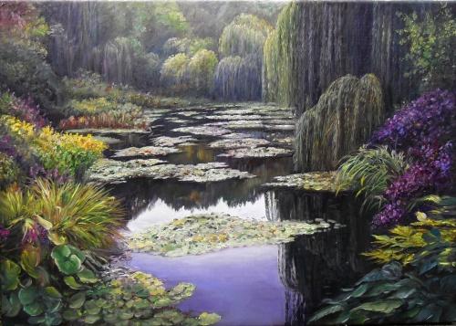 Польский художник Zbigniew Kopania (70 работ)