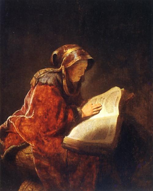 Рембрандт | XVIIe | Rembrandt (157 работ) (1 часть)