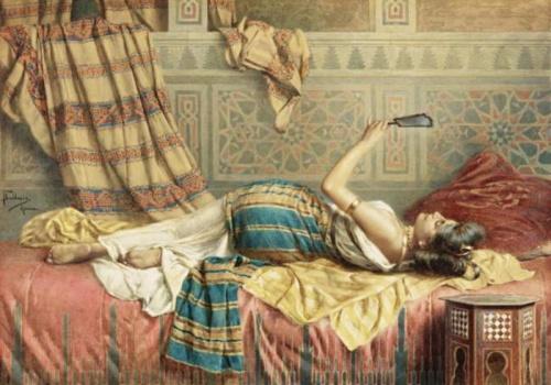Francesco Ballesio (1860-1923) (19 работ)