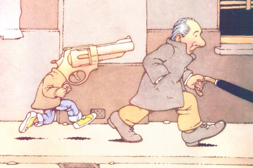 Иллюстрации 70-х годов   Illustrations of 70-th years (188 работ)