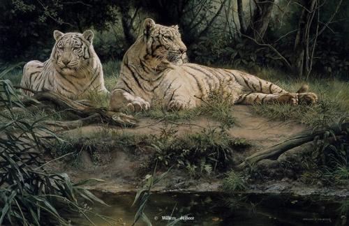 Художник Willem deBeer (65 работ)