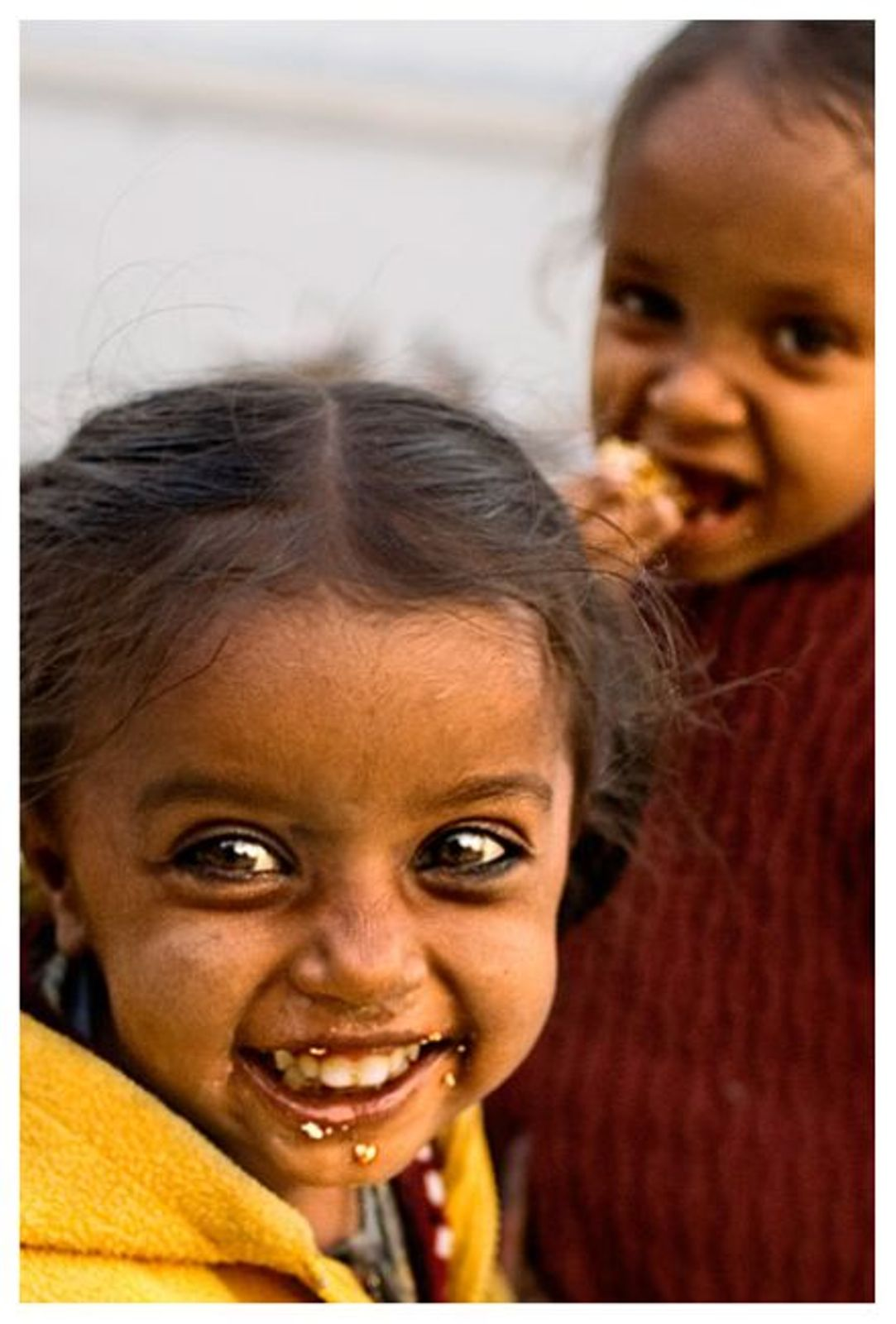 Дети планеты фото индия