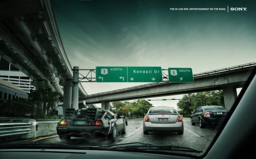 Креативная реклама (2800 фото) (2 часть)