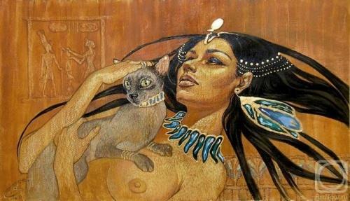 Творчество Галла Абдель Фаттах (31 работ)