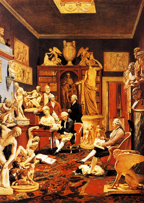 Colorful Paintings in Baroque (169 работ)