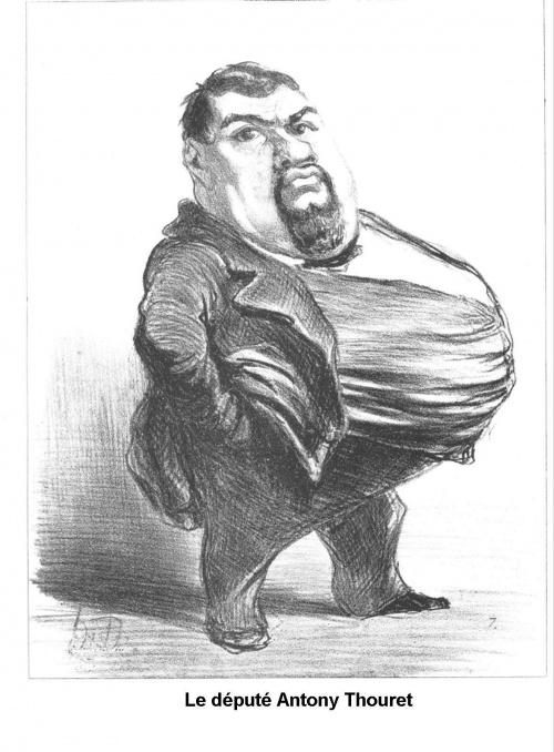 Оноре Домье   XIXe   Honore Daumier (202 работ)