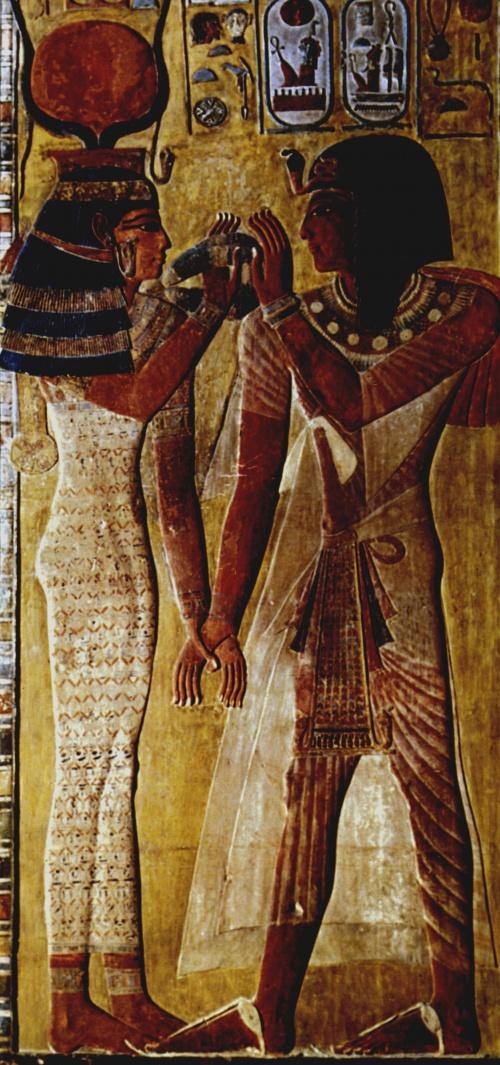 Искусство Древнего Египта | Art of Ancient Egypt | (2-я часть) (215 работ) (2 часть)
