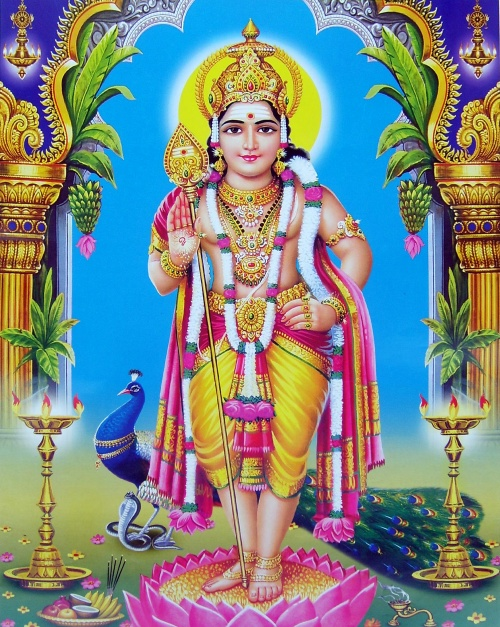 Indian Gods - collection of pictures (42 работ)