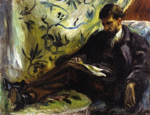 Легкость волшебства Огюста Ренуара (2 часть)