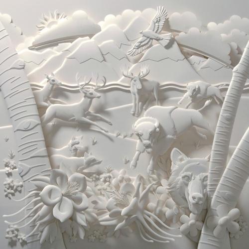 Papers Plastic for Jeff Nishinaka (27 работ)