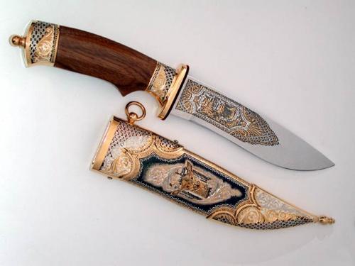 Фотографии ножей. Златоуст (88 фото)