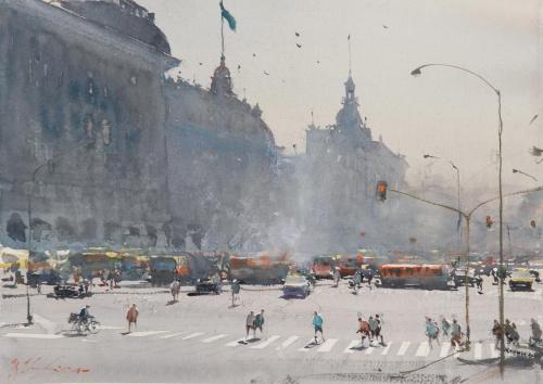 Joseph Zbukvic (работ)