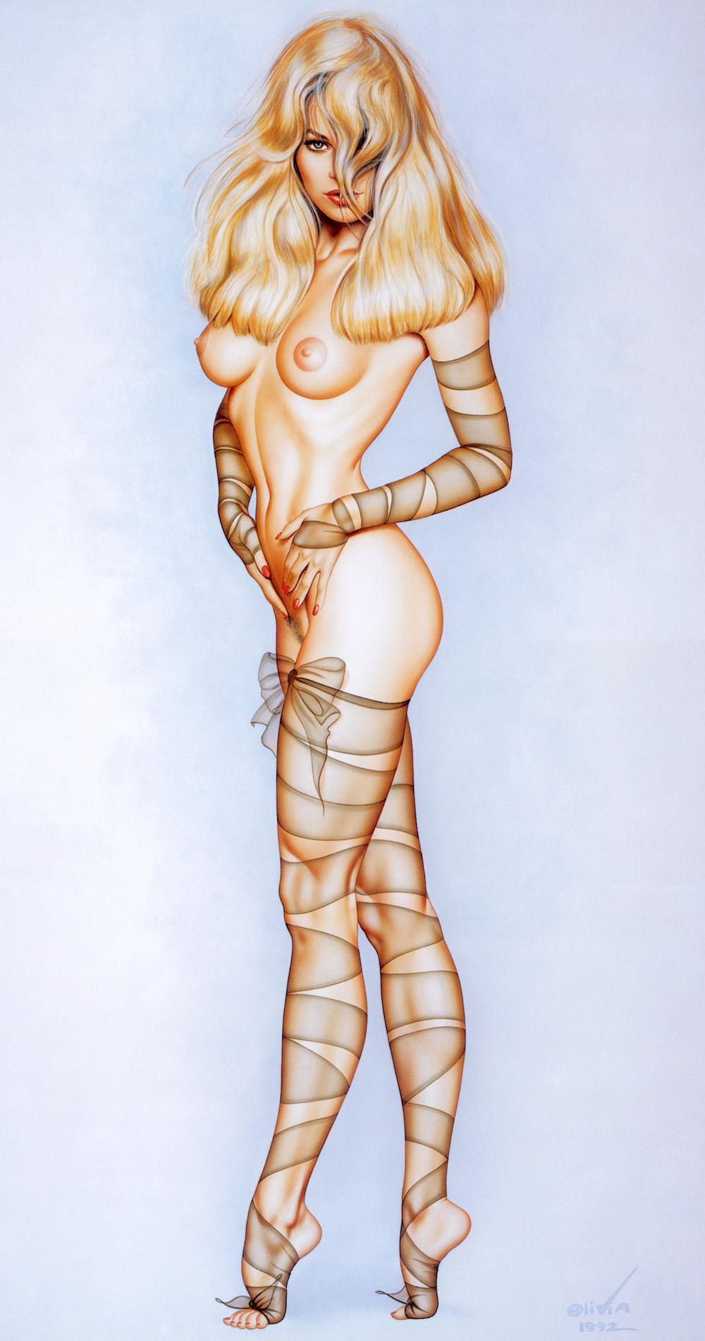 Галереи рисованной эротики 13 фотография
