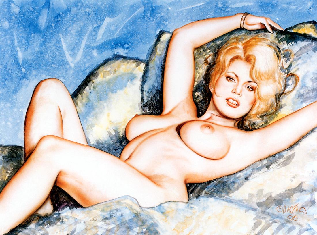 Художники рисующие эротические рисунки 16 фотография