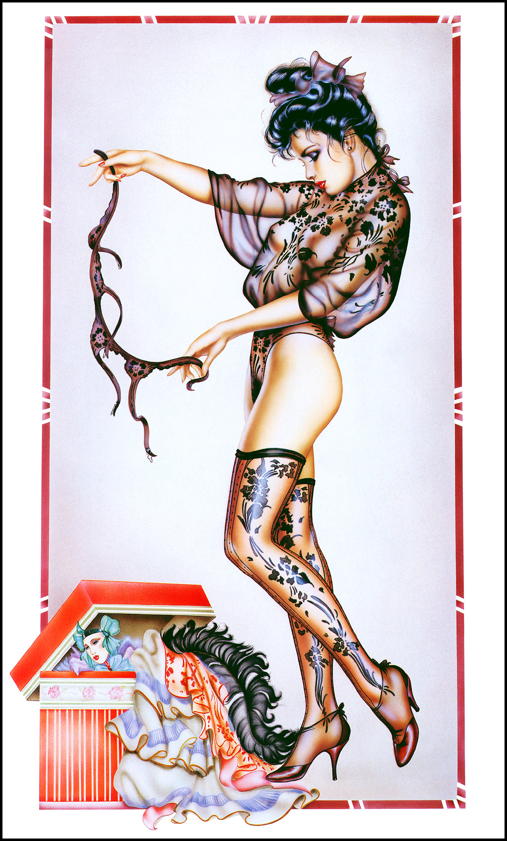 Смотреть бесплатно рисованная эротика 14 фотография