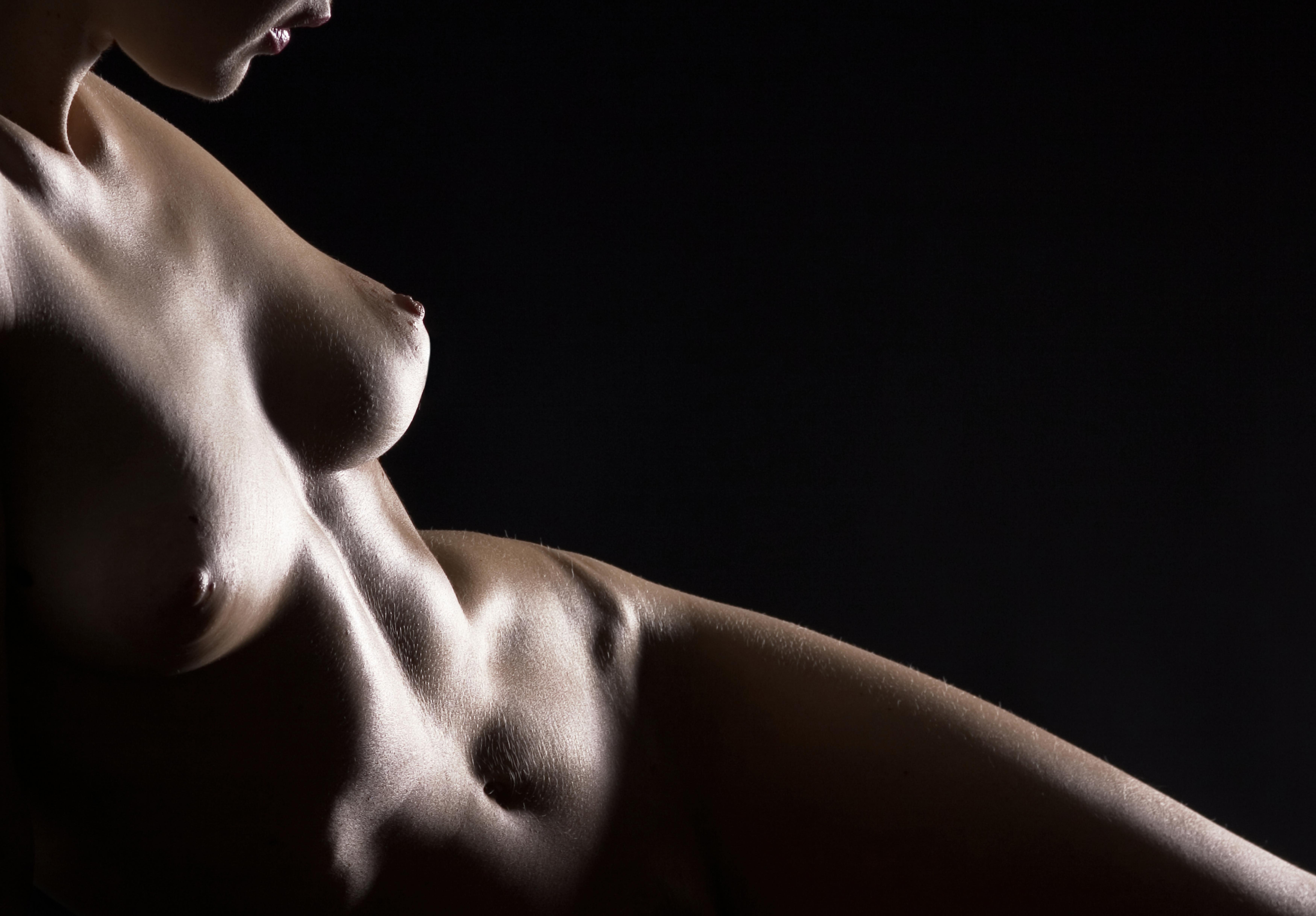 Смотреть Красота Обнаженного Женского Тела