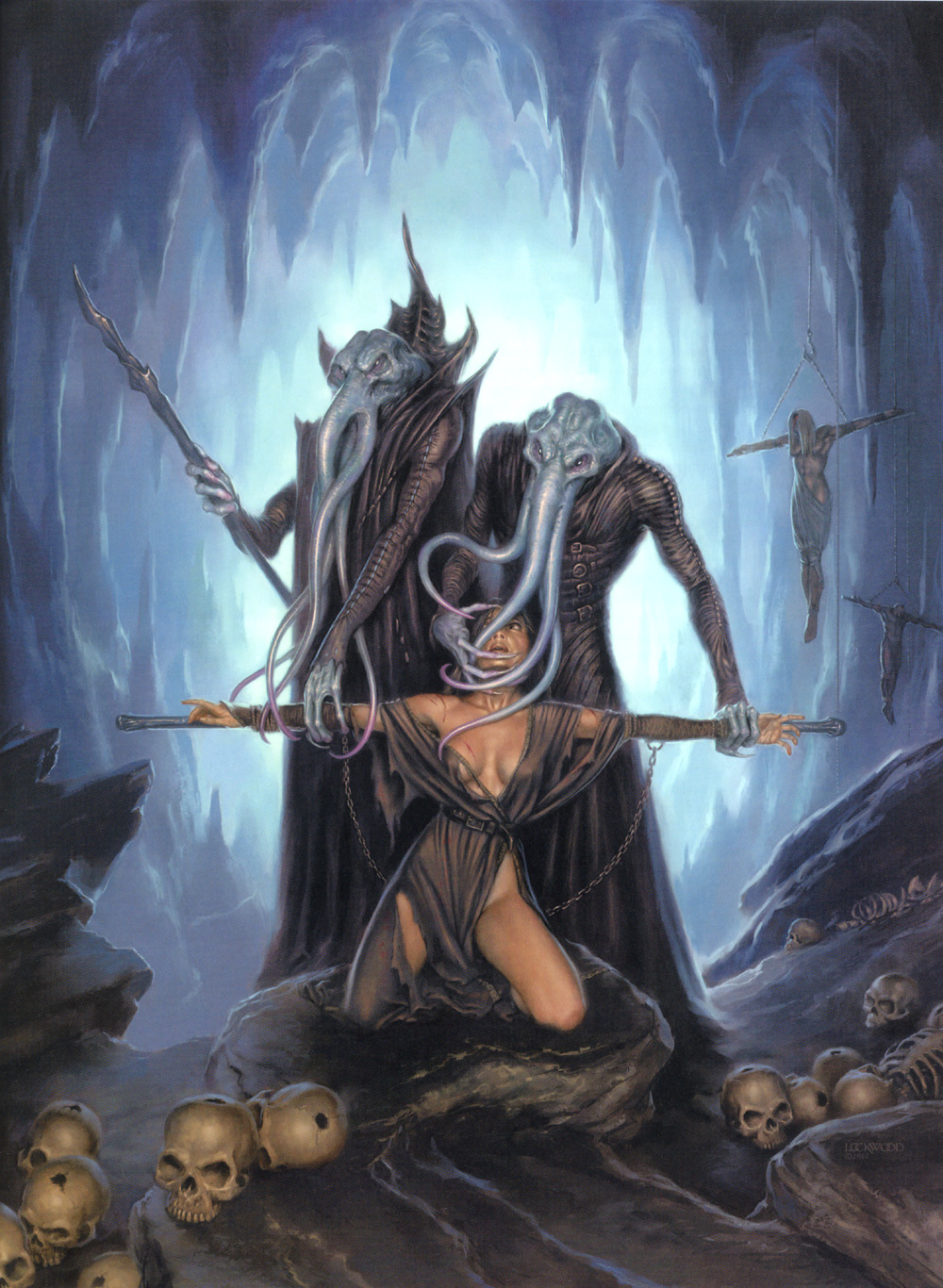 Dungeons and dragons porn d20 hentai porn picture
