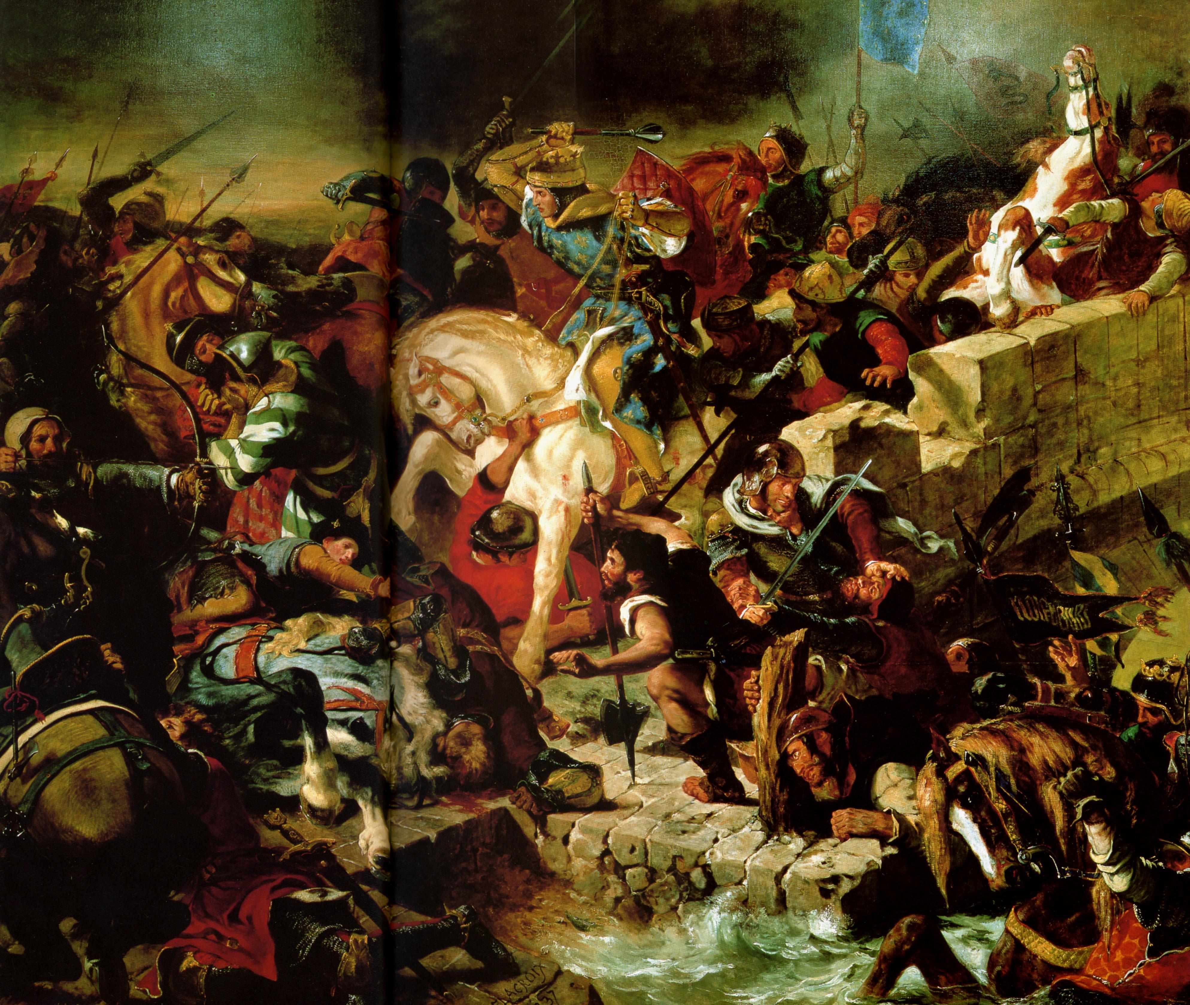 Эжен Делакруа | XIXe | Eugene Delacroix (190 работ): nevsepic.com.ua/art-i-risovanaya-grafika/page,2,10118-ezhen...
