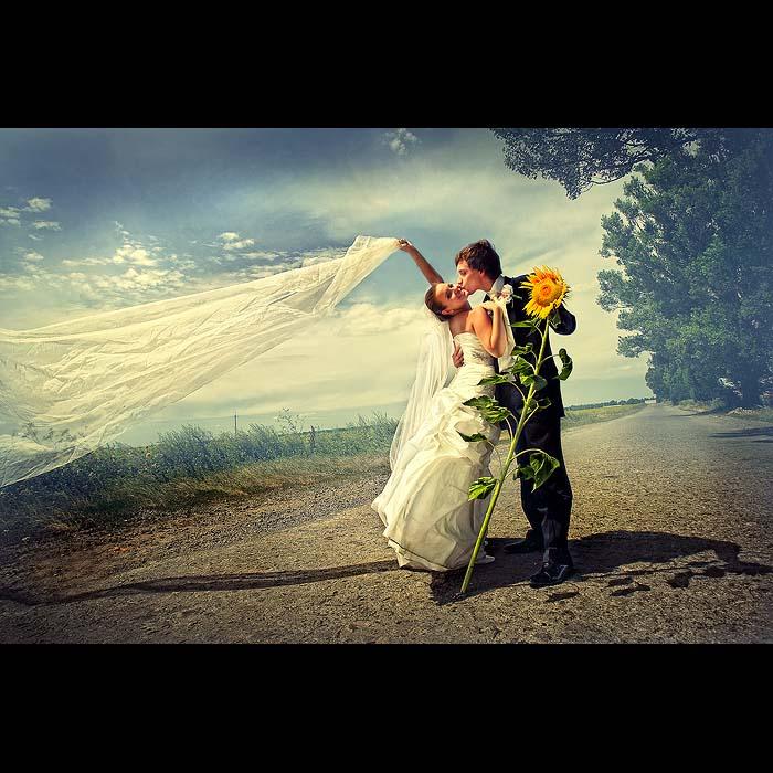 Dagmara Bajura couple