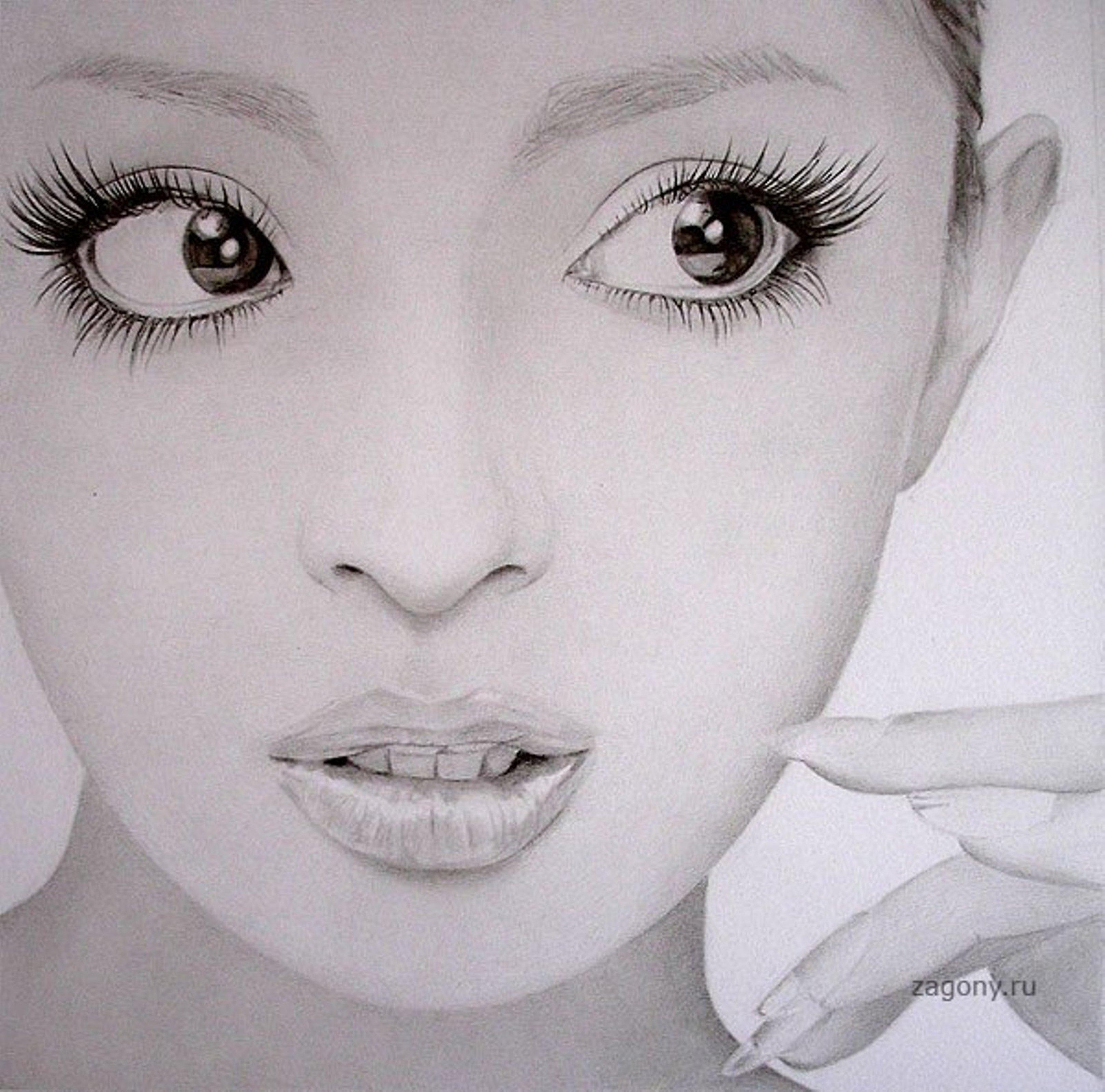 Рисунки на голой девочке 4 фотография
