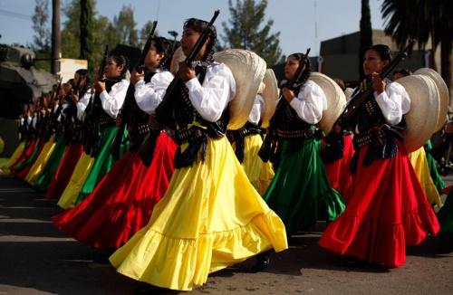200-летие независимости Мексики (42 фото)