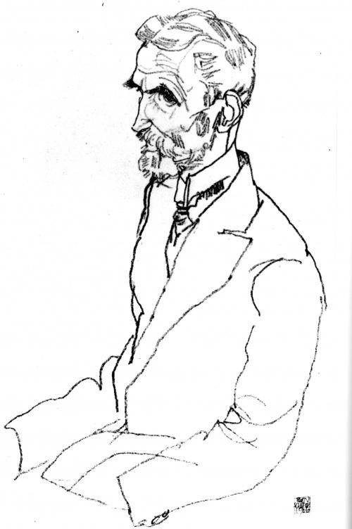 Эгон Шиле | XXe | Egon Schiele (250 работ)
