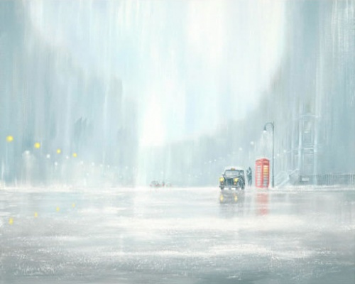 Художник Jeff Rowland. Дождливое (57 работ)